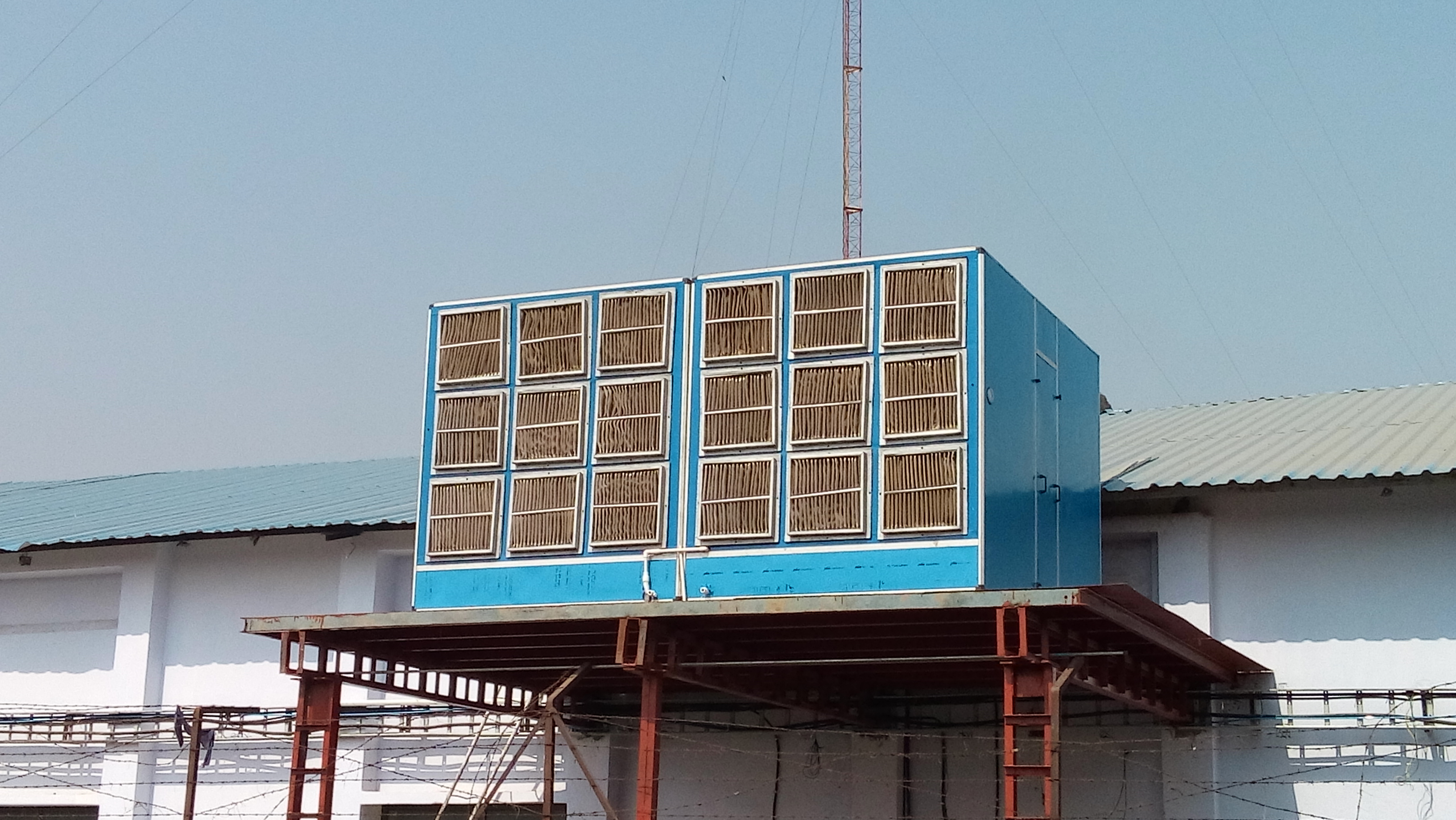 Industrial Air Washer System Manufacturer, Supplier, Exporter from Ahmedabad, Gujarat, India
